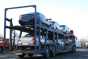 Наш автовоз - перевозит авто